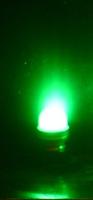 zielona matowa LK-E14